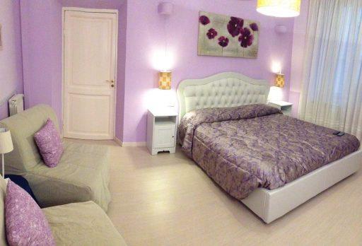 Bed and Breakfast Villa d'Este - Camera Comfort Glicine