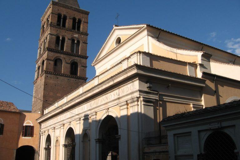 Tivoli - Basilica Cattedrale di San Lorenzo Martire