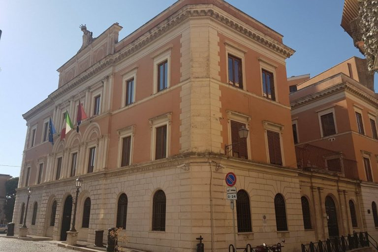 Tivoli - Palazzo San Bernardino