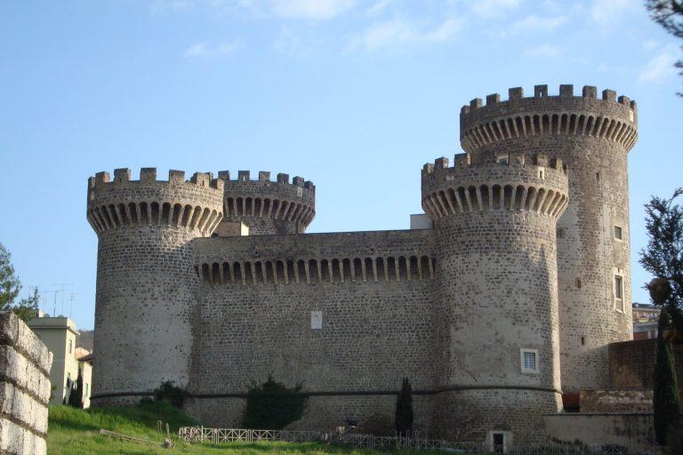Tivoli - Rocca Pia