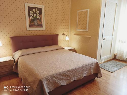 Bed and Breakfast La Panoramica - Camera Matrimoniale Rosa