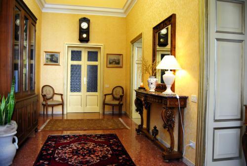 Bed and Breakfast La Panoramica - Ingresso - Accoglienza
