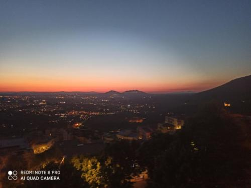 Bed and Breakfast La Panoramica - Panorama notturno