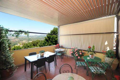 Bed and Breakfast La Panoramica - Terrazza