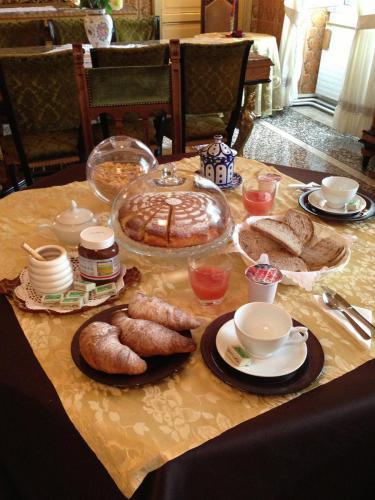 Bed and Breakfast La Panoramica - Sala Colazione
