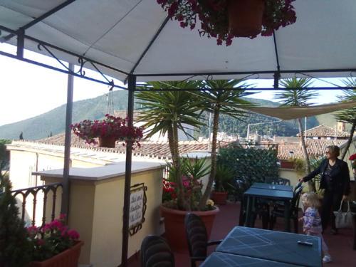 Bed and Breakfast Villa d'Este - Terrazzo